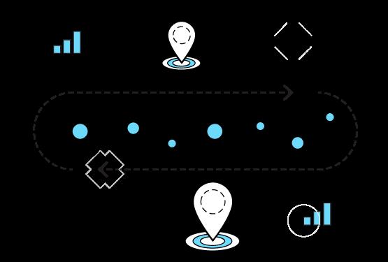 Product-Flow-Optimization flow gears clipart